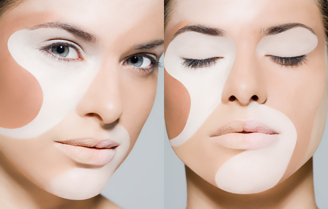 Ansiktskonturering med fillers, forma din haka, näsa, kinder, kindben mm