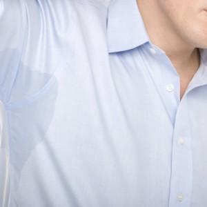 Svettbehandling av armsvett mm