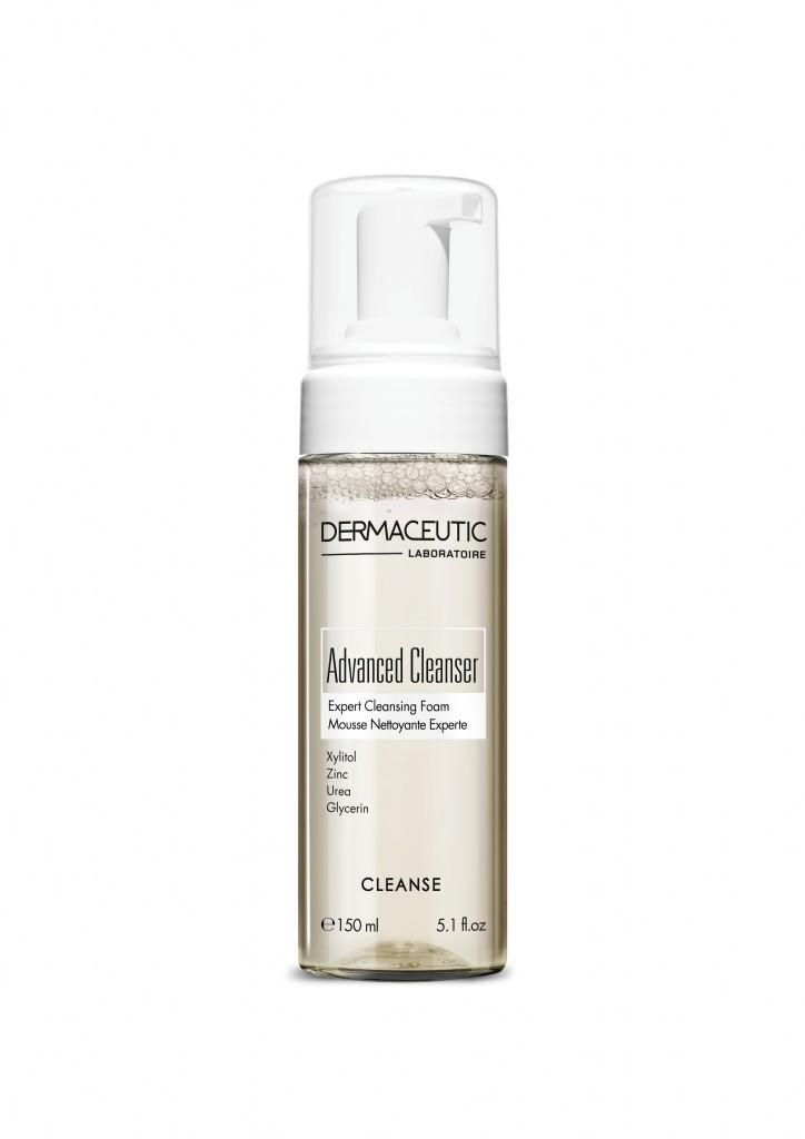 Advanced Cleanser Bottle